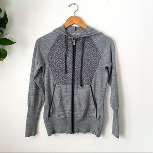 Smartwool Merino Wool Mid Layer Hoodie